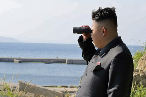 Kim Jong Un, 31, has not been photographed by state media since September [Reuters]