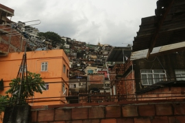 Rocinha: The pedreiro and the master planner