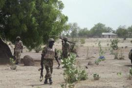 Around 600 extrajudicial killings took place in and around Maiduguri in March [Reuters]