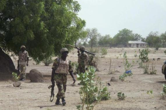 Some analysts says that Boko Haram is seeking to encircle the state capital, Maiduguri  [Reuters]