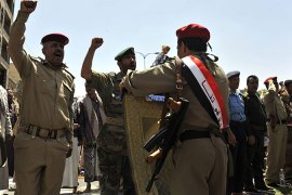 Has Yemen's uprising unravelled?