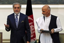 Will Afghanistan's power sharing deal work?
