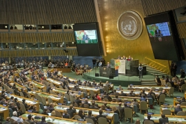 UN: Facing unprecedented challenges?