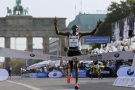 Kimetto finished 16 seconds ahead of his nearest rival [Reuters]