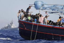 More than 3,000 migrants have died while trying to cross the Mediterranean, more than twice the annual average [EPA]