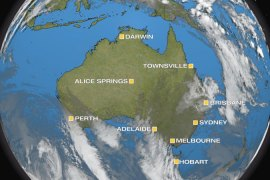 Two separate cold fronts bring winds of over 100kph to southwest Australia on two consecutive nights [Al Jazeera]
