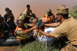 Death toll rises from South Asia flooding