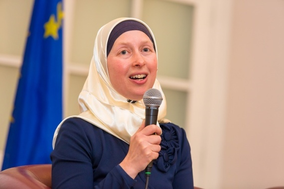 Carla Baghajati from Muslim Community in Austria says anti-Muslim sentiment is on the rise [IGGiO]