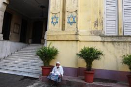 The Jews in Kolkata came from Baghdad about 220 years ago [Priyanka Borpujari/Al Jazeera]