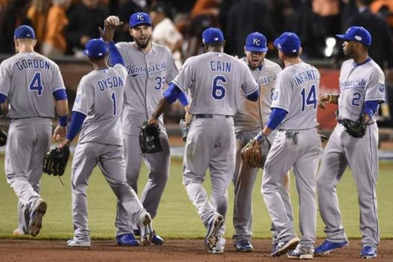 Going by history, the Royals are favourites to win [Getty Images]