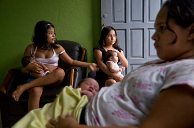 Nicaragua's staggering child-sex abuse rates | Latin ...