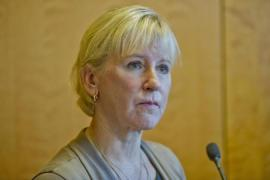 Sweden recognises state of Palestine
