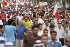 Bahrain's Shia opposition have been staging regular protests since 2011 [Reuters]