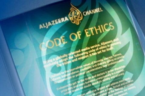 www.aljazeera.com: Code of Ethics