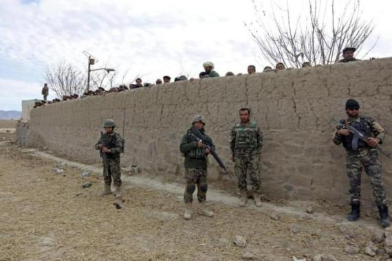 Many of the recent attacks on the Afghan capital targeted soldiers and security installations [AP]
