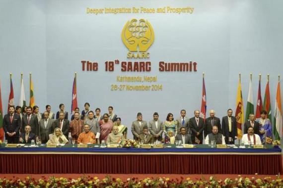 It remains to be seen how effective the actions and implementation on the SAARC promises will be [Reuters]