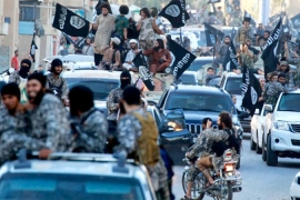 ISIL consolidates its grip on Raqqa