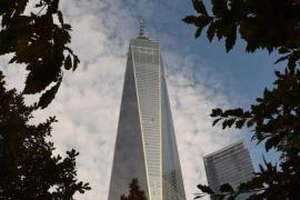 World Trade Center reopens in New York