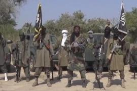 Boko Haram had captured the town on Thursday after a battle lasting several hours [File: AP]