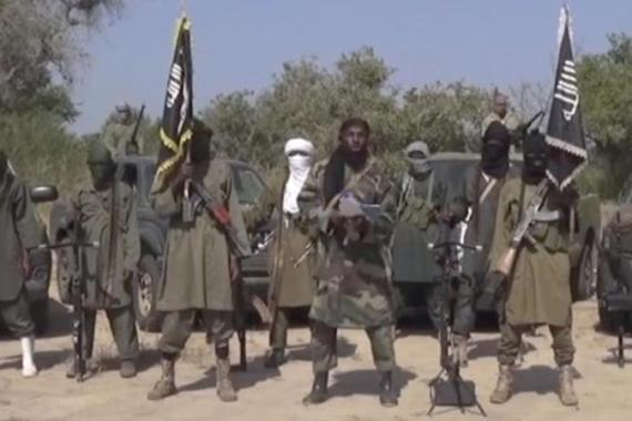 Critics accuse the government of failing to act enough against Boko Haram fighters [AP]
