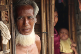 Outcast: Adrift with Burma's Rohingya