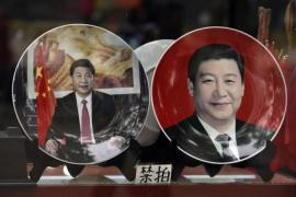 "Xi has made the ""Chinese Dream"" the centerpiece of his agenda, writes Heydarian [AFP]"