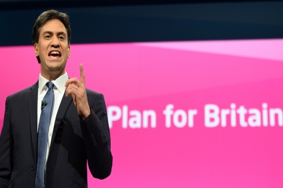 Britain's Labour party leader Ed Miliband is 'facing a crisis of his own leadership', says one analyst [EPA]