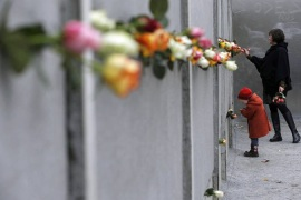 Berlin Wall: Commemoration and caution?