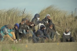 France's Calais overwhelmed by migrants