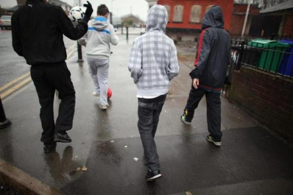 Undocumented migrant children and young people are among the most vulnerable in the UK, writes Dorling [Getty Images]