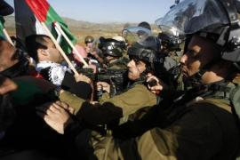 According to activists, attacks by Israeli forces against peaceful protesters continue 'without accountability' [REUTERS]