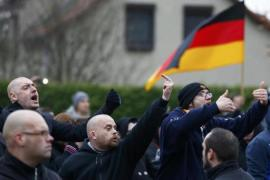 Germany 'sees rise in far-right extremism'