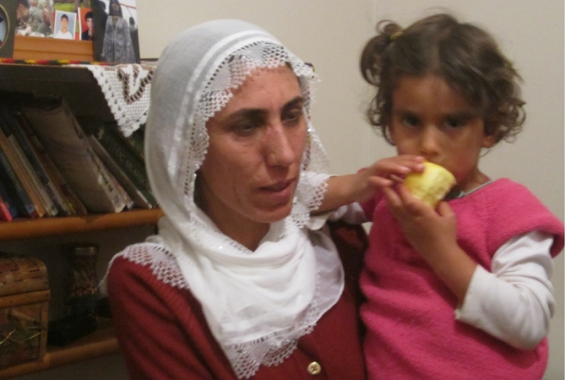 Although sad, Fikirye Byrum says they are proud of their children for fighting for their country [Al Jazeera]