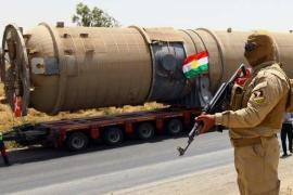 Iraq government reaches oil deal with Kurds