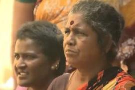 Tsunami survivors in India battle patriarchy