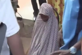 Girl says father gave her to Boko Haram