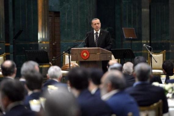 Each day seems to bring another step away from Ataturk's republic, writes Lepeska [Getty Images]