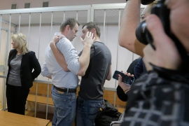 Navalny says Putin's regime must be destroyed