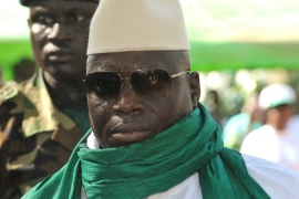 US charges two men over Gambia coup bid