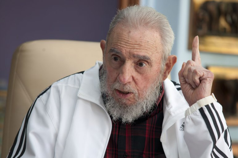 A serious illness forced Castro to step down from duties as president in 2006 [AP]