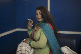 Neeli Rana is a transgender activist and was at the forefront of the struggle with the Supreme Court of Pakistan to grant basic civil rights to the third gender. She's the field supervisor at the Khawaja Sira Society.
