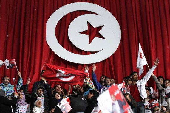 Hopes for a new Tunisia cresting after the successful presidential vote, writes LeVine [Reuters]
