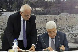 Israel freezes Palestinian tax funds