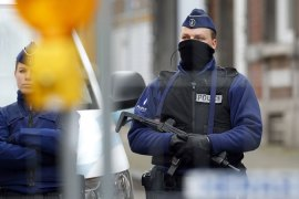 'Plot to kill policemen foiled' in Belgium