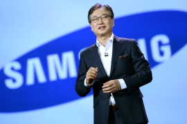 No smooth sailing for Samsung smartphones