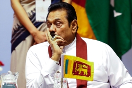 Sri Lanka calls for Rajapaksa probe