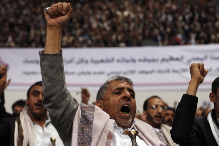 The Houthis have emerged as the dominant faction in Yemen [Reuters]