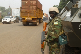 UN Security Council has approved keeping a peacekeeping force in Central African Republic for another year [File: EPA]