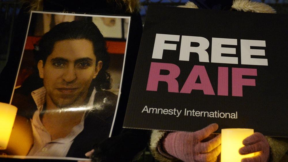 Canada's lawmakers grant citizenship to imprisoned Saudi blogger