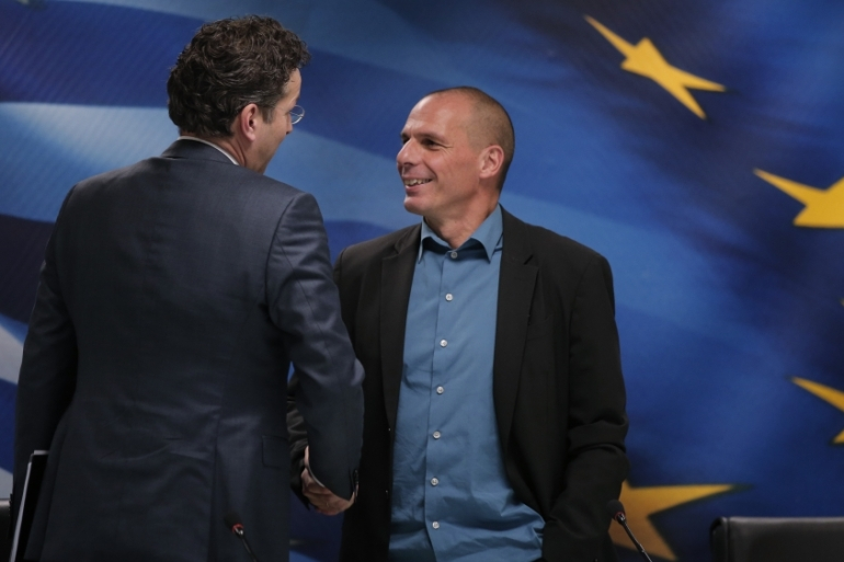 Greece's new administration has reinstated thousands of public servants laid off by the previous government [AP]